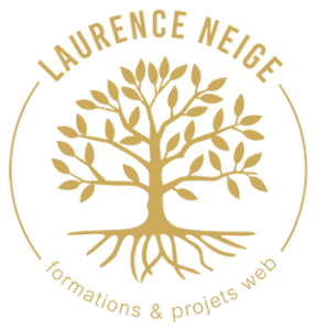 Laurence Neige formation continue creer site web WordPress