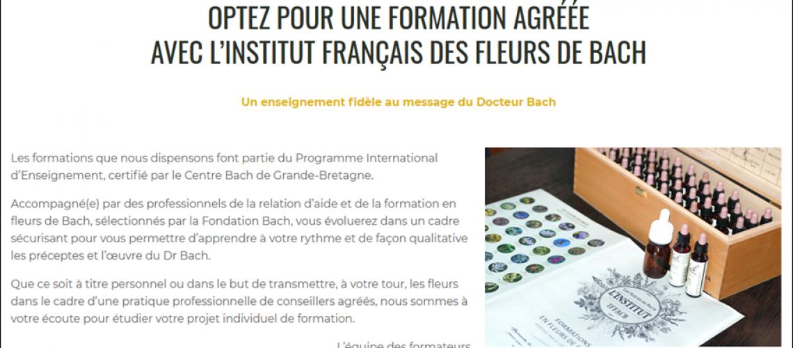 site-web-l'institut-les-fleurs-de-bach-IFFACB